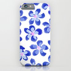 Posey Power - Ink Blue Multi iPhone 6s Slim Case