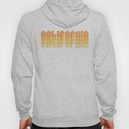 Seasons K Designs California Sunset Fade Hoody
