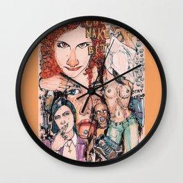 Good Films Make Life Better Wall Clock