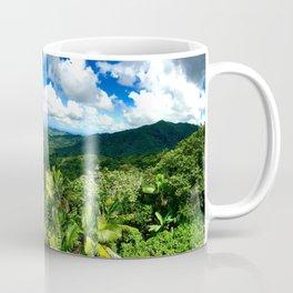 View From El Yunque Coffee Mug