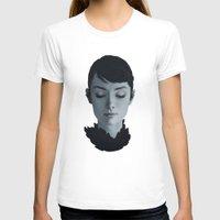 audrey T-shirts featuring Audrey by yurishwedoff