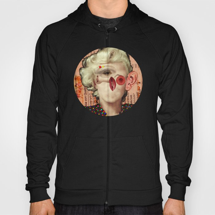 Mix Marilyn Collage 4 Hoody