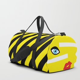 Vivid Beauty Duffle Bag