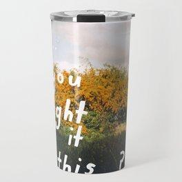 like this Travel Mug
