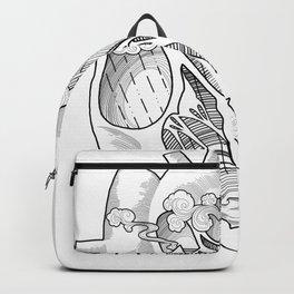 Heavy Heart Backpack