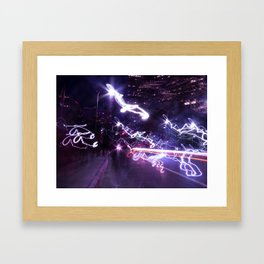 LALSD Framed Art Print