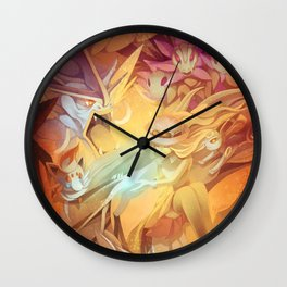Pokémon Y: Yveltal Wall Clock