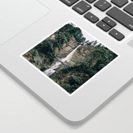 Multnomah Falls III / Oregon Sticker