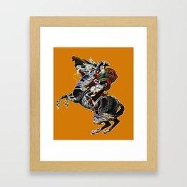 napstttt Framed Art Print