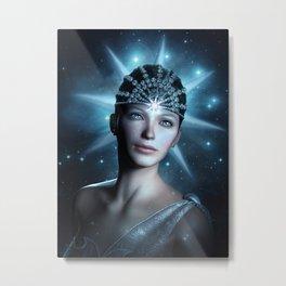 Starlight Beauty Metal Print
