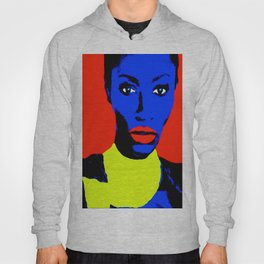 The  masks of colour 6 Hoody