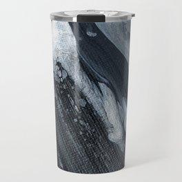 untitled (3189 blck and white) Travel Mug