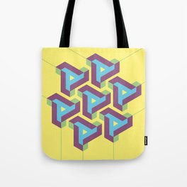 Geometric Play 08 Tote Bag