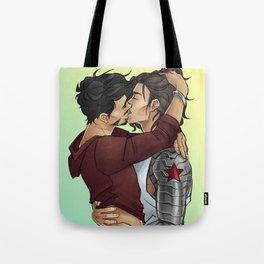 HUG N KISS Tote Bag