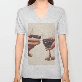 Primordial Wine Unisex V-Neck