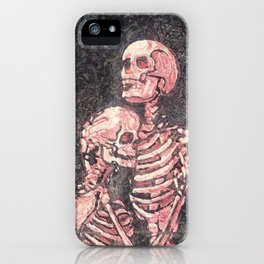 """""""The Void"""" by Jordan Halstead iPhone Case"""