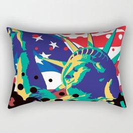 Mona LUSA Rectangular Pillow