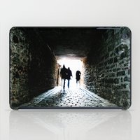 silhouette iPad Cases featuring Silhouette by Kim Ramage