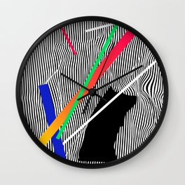 The Legend Wall Clock