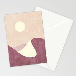 LANDSHAPES / Desert - Day Stationery Cards