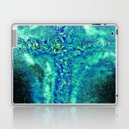 died for you sins Laptop & iPad Skin