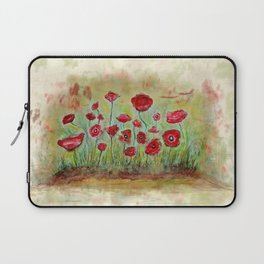 poppy island Laptop Sleeve