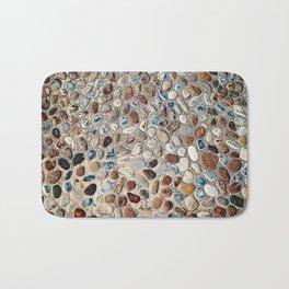 Pebble Rock Flooring II Bath Mat