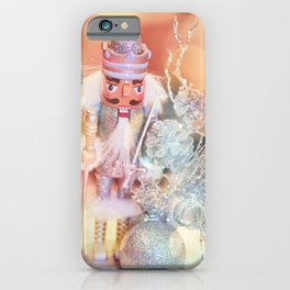 Dreamy nutcrackers 3 iPhone Case