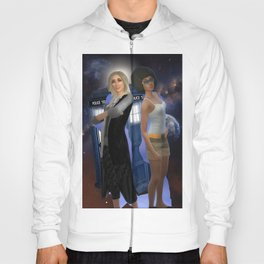 Doctor Who with Judi and Pearl Hoody