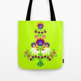 Polish folk Tote Bag