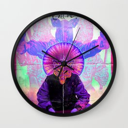 call me! Wall Clock