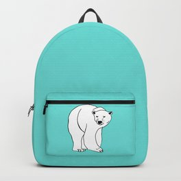 The Breathtaking Polar Bear Backpack