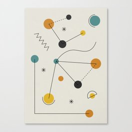Connections III Canvas Print