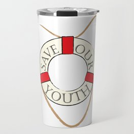 Save Our Youth Travel Mug