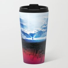 Escape is what i want Metal Travel Mug