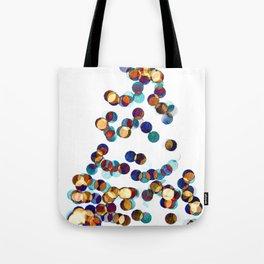BOKEH XMAS TREE 2 Tote Bag