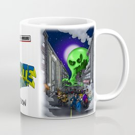 The Snot That Ate Port Harry poster Coffee Mug