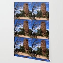 Desert View Watchtower - South Rim Grand Canyon Wallpaper