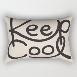 keep cool Rectangular Pillow
