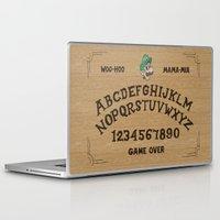 luigi Laptop & iPad Skins featuring LUIGI BOARD by Josh LaFayette