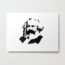 Marx Metal Print