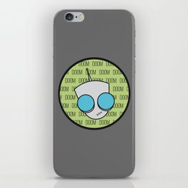 Gir Doom iPhone Skin