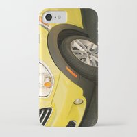 mini iPhone & iPod Cases featuring Mini by SShaw Photographic
