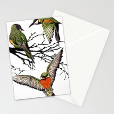 bee-eaters Stationery Cards