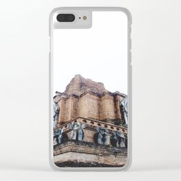 AROUND THE WORLD // CHIANG MAI II Clear iPhone Case
