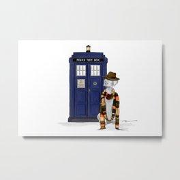 DOCTOR WEIM? Metal Print