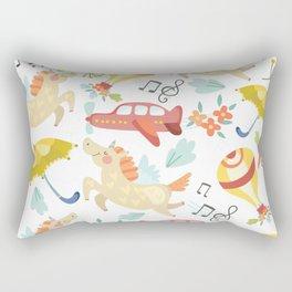 Unicorn Song Rectangular Pillow