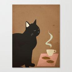 Mimmo, a portrait Canvas Print
