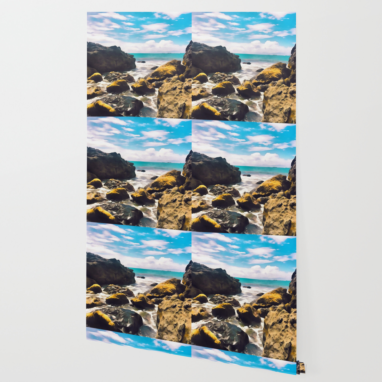 Pura Vida Wallpaper by loop12 | Society6