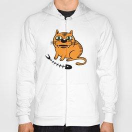 FAT CAT Hoody